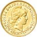 Argentina gold coin