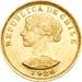 Chilean gold coin
