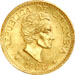Columbian gold coin