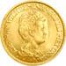 Dutch gold coin