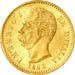 Italy gold coin