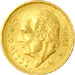 Mexican gold coin