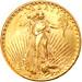 $20 St. Gaudens gold coin