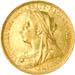 gold Queen Sovereign